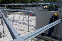 Neubau eines BMW-Autohauses in Dinslaken - Schrader Montage GmbH Beckum