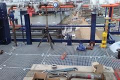 Reparatur und Instandsetzung mehrerer Erdöltanks und Installation neuer Zuleitungssysteme - Schrader Montage GmbH Beckum
